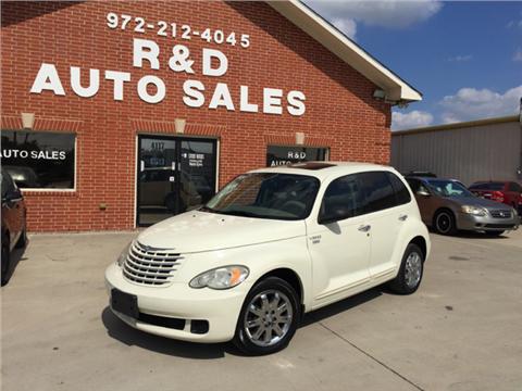2007 Chrysler PT Cruiser for sale in Garland, TX