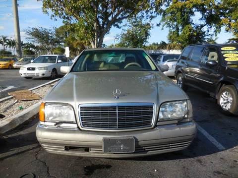 1995 Mercedes-Benz S-Class for sale in West Palm Beach, FL