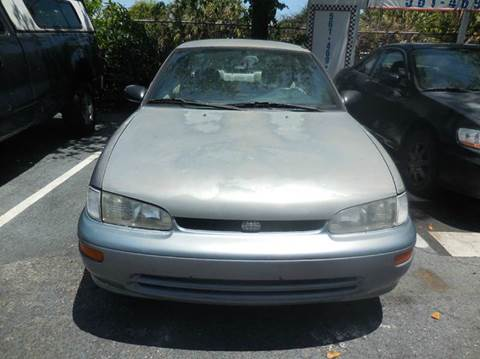 1997 GEO Prizm for sale in West Palm Beach, FL