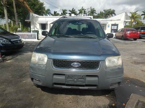 2001 Ford Escape for sale in West Palm Beach, FL