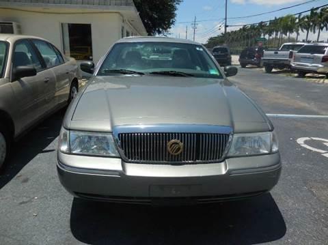 2003 Mercury Grand Marquis for sale in West Palm Beach, FL