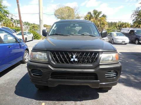 2003 Mitsubishi Montero Sport for sale in West Palm Beach, FL