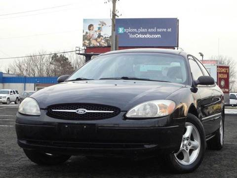 2000 Ford Taurus for sale in Trevose, PA