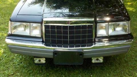 Lincoln mark v for sale for Chaparral motors lubbock tx
