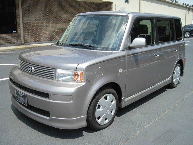 2006 scion xb base 4dr wagon w automatic in columbus ga. Black Bedroom Furniture Sets. Home Design Ideas
