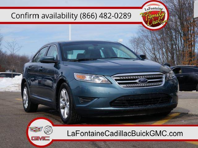 ford taurus for sale in howell mi. Black Bedroom Furniture Sets. Home Design Ideas