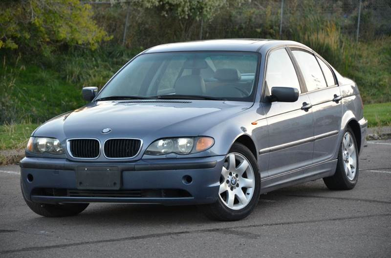 2002 bmw 3 series 325i 4dr sedan in englewood co layal. Black Bedroom Furniture Sets. Home Design Ideas