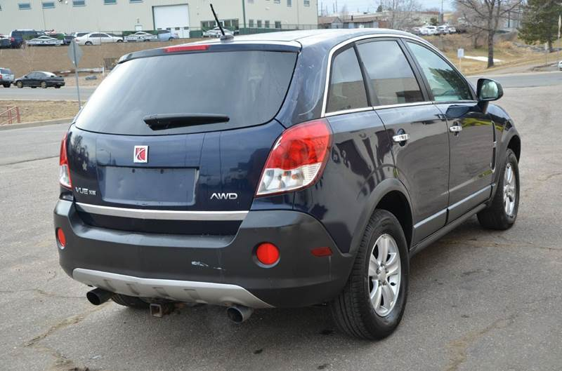 2008 saturn vue xe v6 awd 4dr suv in englewood co layal automotive. Black Bedroom Furniture Sets. Home Design Ideas