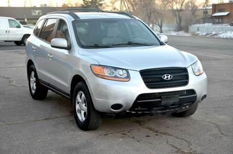 2008 Hyundai Santa Fe for sale in Englewood, CO