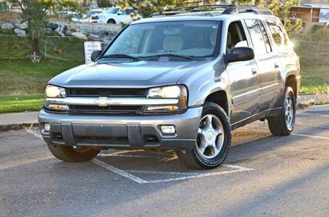 2005 chevrolet trailblazer ext for sale. Black Bedroom Furniture Sets. Home Design Ideas