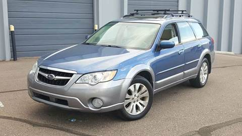 2008 Subaru Outback for sale in Englewood, CO
