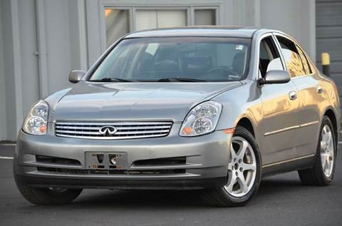 2004 Infiniti G35 for sale in Englewood, CO