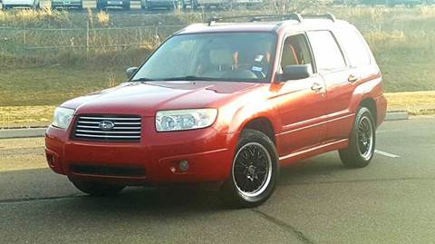 2008 Subaru Forester for sale in Englewood, CO