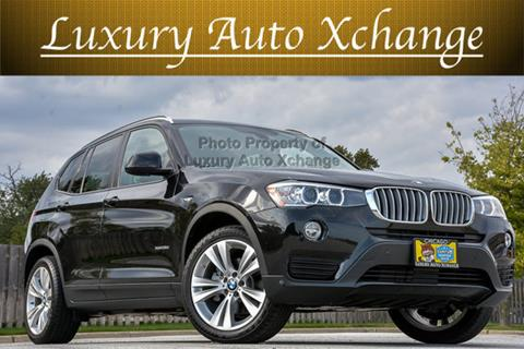 2016 BMW X3 for sale in Alsip, IL