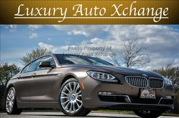 2014 BMW 6 Series for sale in Alsip, IL