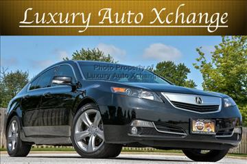 2014 Acura TL for sale in Alsip, IL
