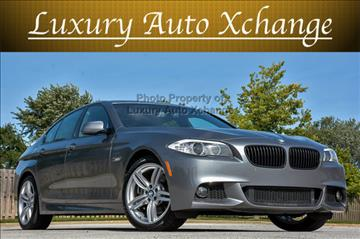 2013 BMW 5 Series for sale in Alsip, IL