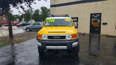 2007 Toyota FJ Cruiser for sale in Neenah, WI