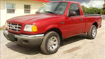 2002 Ford Ranger for sale in Orlando, FL