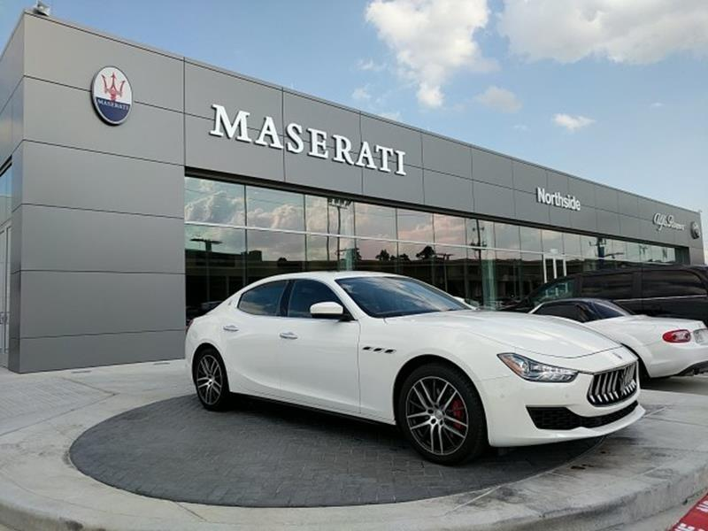 2018 Maserati Ghibli for sale in Spring, TX