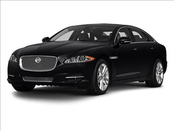 2013 Jaguar XJL for sale in Spring, TX