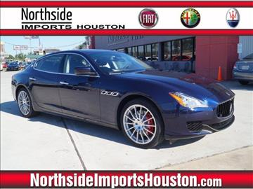2015 Maserati Quattroporte for sale in Spring, TX