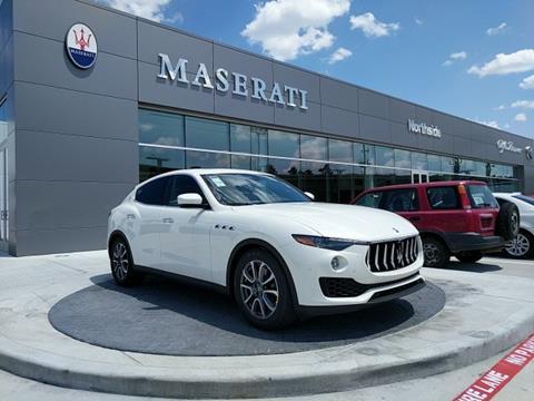 2018 Maserati Levante for sale in Spring, TX