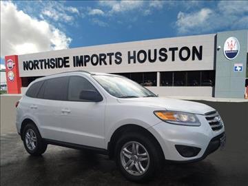 2012 Hyundai Santa Fe for sale in Spring, TX
