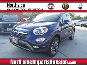 2016 FIAT 500X for sale in Spring, TX