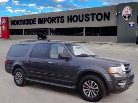 2015 Ford Expedition EL for sale in Spring, TX