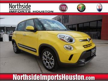 2016 FIAT 500L for sale in Spring, TX