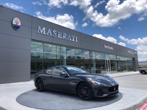 2018 Maserati GranTurismo For Sale - Carsforsale.com®
