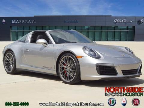 2017 Porsche 911 for sale in Spring, TX