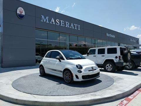 2018 FIAT 500c for sale in Spring, TX