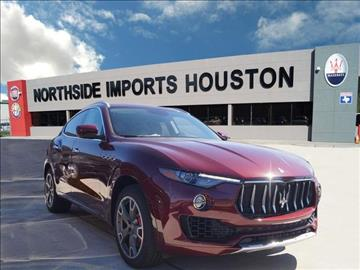 2017 Maserati Levante for sale in Spring, TX