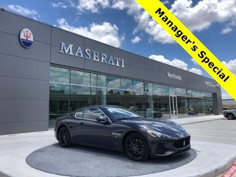 2018 maserati granturismo for sale in williamson, wv - carsforsale®