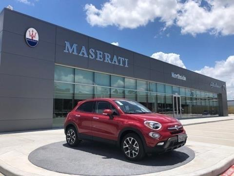 2018 FIAT 500X for sale in Spring, TX