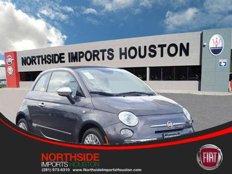 2015 FIAT 500c for sale in Spring, TX