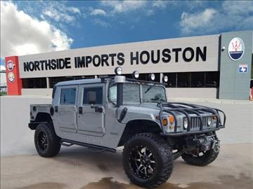 2000 AM General Hummer for sale in Spring, TX
