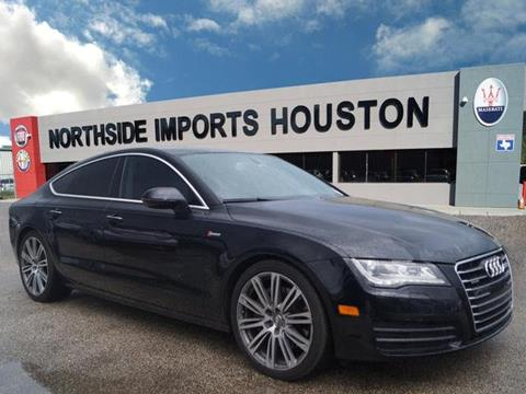 2013 Audi A7 for sale in Spring, TX
