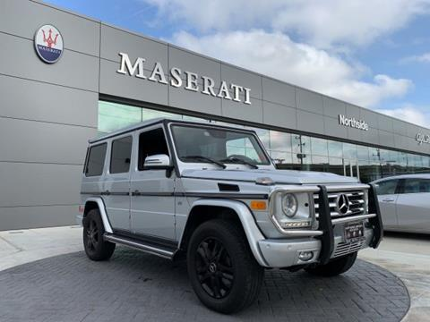 2013 Mercedes Benz G Class For Sale In Spring, TX