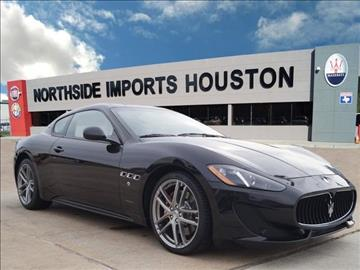 2017 Maserati GranTurismo for sale in Spring, TX