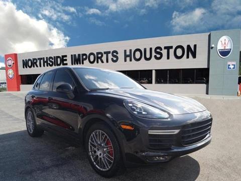 2015 Porsche Cayenne for sale in Spring, TX