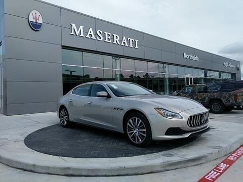 2018 maserati quattroporte for sale in las vegas, nv - carsforsale®