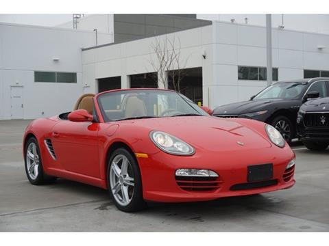 2009 Porsche Boxster for sale in Spring, TX