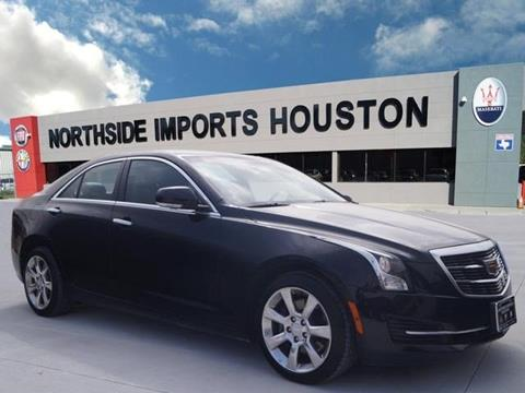 2016 Cadillac ATS for sale in Spring, TX