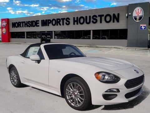 2017 FIAT 124 Spider for sale in Spring, TX