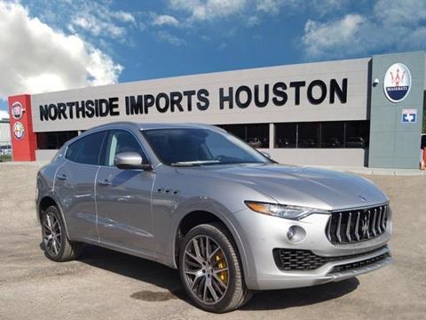 2017 Maserati Levante for sale in Spring, TX