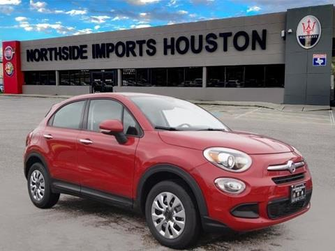 2017 FIAT 500X for sale in Spring, TX