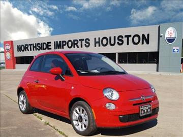 2017 FIAT 500 for sale in Spring, TX